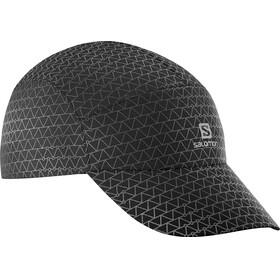 Salomon Reflective Cap Black/Reflective Black